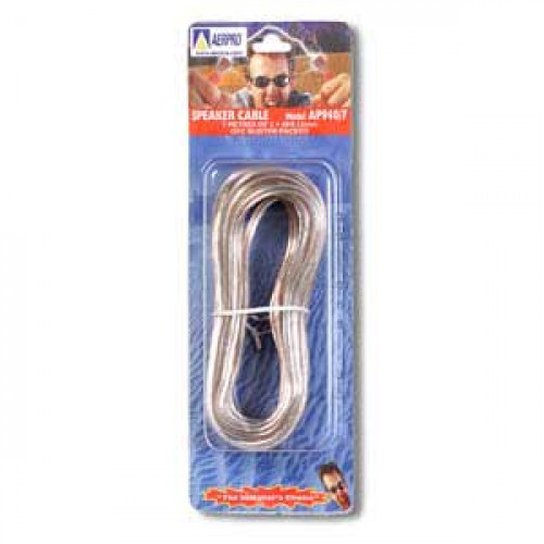 AERPRO SPEAKER CABLE 20AWG 7M BLISTER PACKED | Tuggl