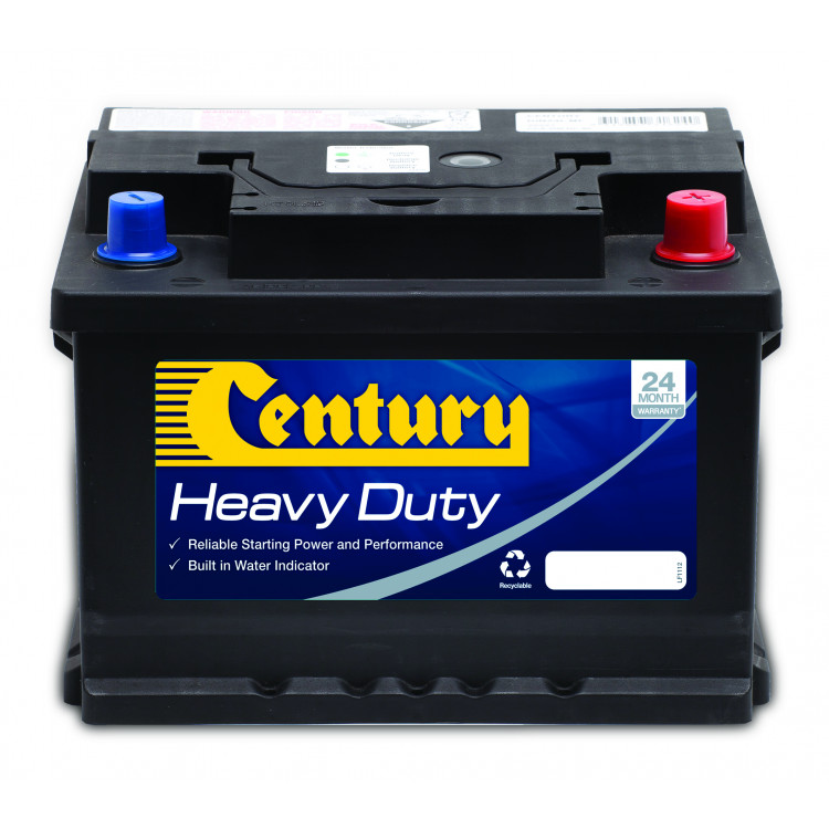 Century Heavy Duty Battery DIN53LMF-500CCA