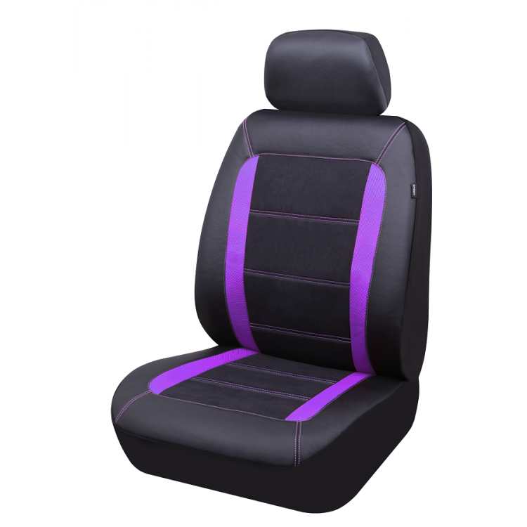 Streetwize Active 30/50 Seat Covers Purple
