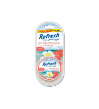 Refresh Your Car Gel Can 2.5OZ Hawaiian Sunrise