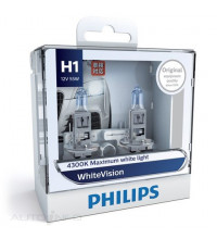 H1 White Vision Twin Pack