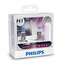 Philips H1 PowerVision +60% 12V 55W Globe
