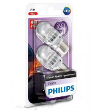 Philips STOPTAIL VISION LED 12V 2W WX3 x 16d Red EL24591