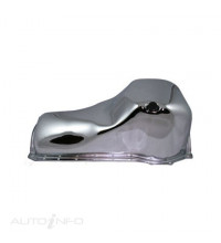Chrome Ford 302-351 Cleveland V8 Oil Pan