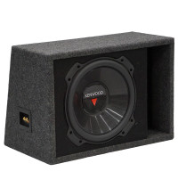 Kenwood 12 Subwoofer In Ported Custom Box