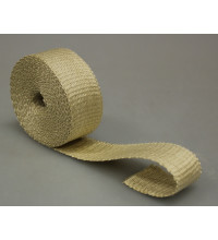HEATSHIELD Fawn 2 inch X 100 Foot Products Exhaust Wrap.