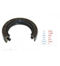 BWS Crankshaft Rear Seal SP103130