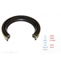 BWS Wheel Bearing Seal - Front SP103536