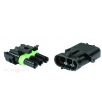 NARVA Connector 3 Way Waterproof