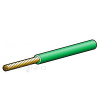 CABLE SINGLE 2.5MM 5A 100M GREEN