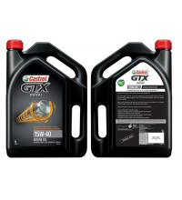 CASTROL GTX DIESEL 15W40 5L ENGINE OIL