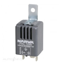 Narva 12V HLIGHT WARNING ALARM - BLISTER EL01728