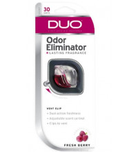 Duo Vent Clip Air Freshener Fresh Berry