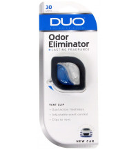 Duo Vent Clip Air Freshener New Car