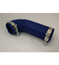 TFI Racing Memorex Air Duct Hose Blue
