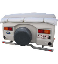 27IN CARAVAN SPARE WHEEL COVER