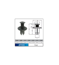 Nice Products Automotive Fasteners SP114013