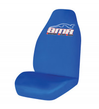 Seat Cover World AMR Throwover Seat Covers - Size 60/25 - Blue