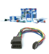 AERPRO Kenwood To Iso Harness For Headunits 2005 On 16 Pin For Headunits 2005 On 16 Pin