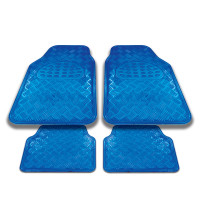 Streetwize Kentucky Floor Mats Blue Set of 4