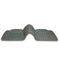 Streetwize Detroit Series Rubber Floor Mats Rear
