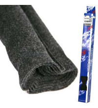 AERPRO .75 X2M Charcoal Felt Carpet