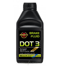 Penrite Dot 3 Brake Fluid 500ml