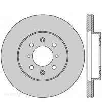 Protex Front Rotor SP32725