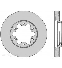 Protex Front Rotor SP103034