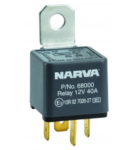 NARVA Relay 12V 4Pin 40A