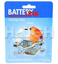 Batterylink Test Clips 2Pk