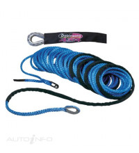 SYNTHETIC WINCH ROPE 4200LBS