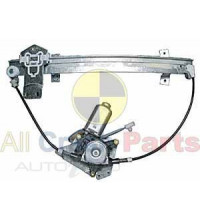 All Crash Parts LHf Window Regulator Elect Ea-El SP02660