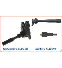Ignition Coil and Lead Kit