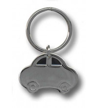 HAIGH Alloy Key Ring - Car