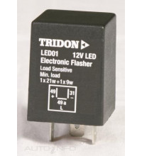 Tridon LED Electronic Flasher EL14836