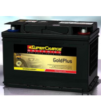 SuperCharge GoldPlus Battery MF66H-750CCA
