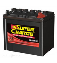 Supercharge Battery Mower N05-35CCA