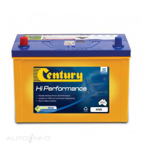 Century Hi-Peformance Battery N70ZZ-720CCA