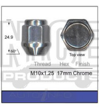 Nice Products Wheel Nut SP89926