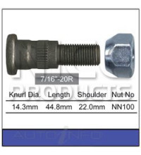 Nice Products Wheel Stud & Nut SP97481