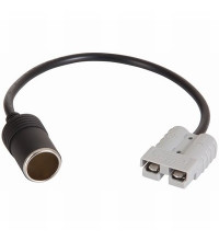 Powertech Anderson 50A Socket Lead