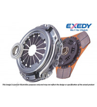 Exedy Race Ceramic Clutch Kit Track Only SP01184