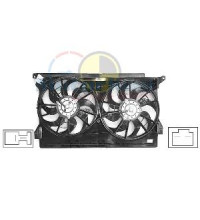 Motorkool A/C FAN ASSEMBLY EF FALCON 94-8/98 3W/2W SP06796