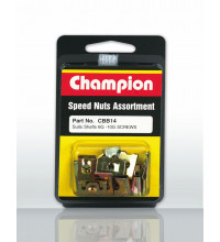 Champion Parts Speed Nut Assortment Blister SP82597