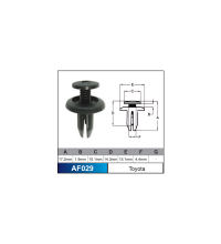 Nice Products  Fastener Suitable For Toyota