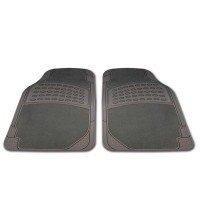 Streetwize Miami Series Carpet/Rubber Floor Mats