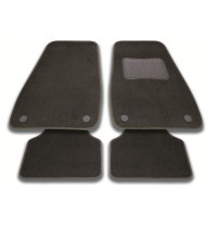 Streetwize Utah Series Carpet Floor Mats Grey