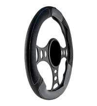 Streetwize Super Grip Steering Wheel Cover Charcoal