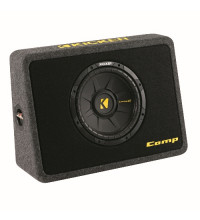 "Kicker 10"" Comp S Subwoofer Enclosure TCWS104"